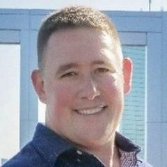 headshot for Ben Myers
