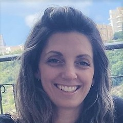 headshot for Tamara Friedman