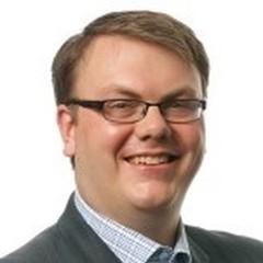 headshot for Michael Crook
