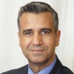 headshot for Mehran Khordodi
