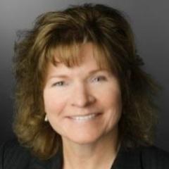 headshot for Maureen Ehrenberg
