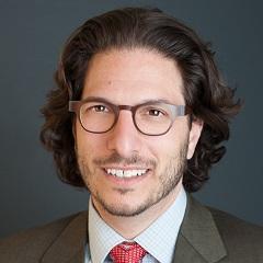 headshot for Noah Goldstein