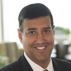 headshot for Raj Patel