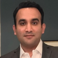 headshot for Rahul Shira