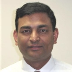 headshot for Sundar Nagarajan