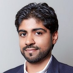 headshot for Abhinav Somani