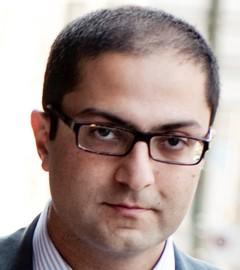 headshot for Soroush Amidi