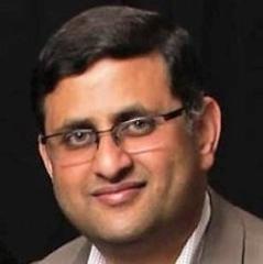 headshot for Sunder Pappu