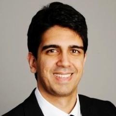 headshot for Vivek Thadani