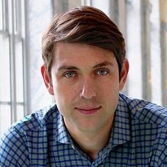 headshot for Vladi Shunturov