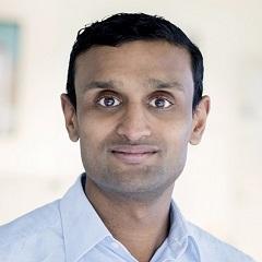 headshot for Sanjaya Ranasinghe