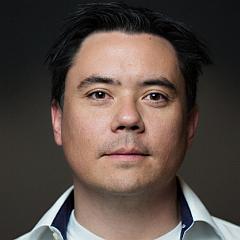 headshot for James Wu