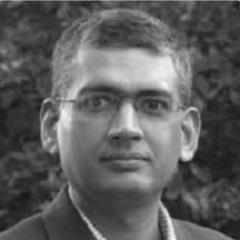 headshot for Dhawal Tyagi