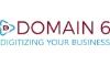 Domain 6 sponsor logo