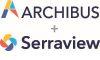 Archibus + Serraview logo